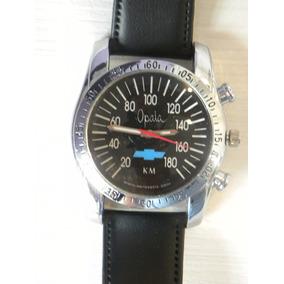 Relógio De Pulso Velocimetro Opala