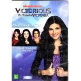 Dvd Victorious Brilhante Victória - 3 Temporad Vol 2