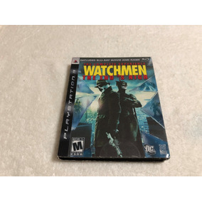 Watchmen The End 1s Night The Complete Experience