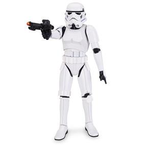 Boneco Interativo - Star Wars - Stormtrooper - Toyng - Disne