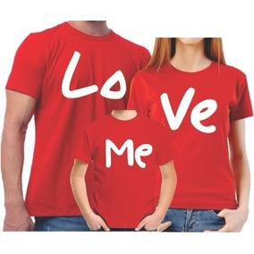 Camisetas Love - Camisetas Manga Curta no Mercado Livre Brasil be4909cc55372