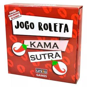Jogo Copos Shot E Roleta -( Kama Sutra)