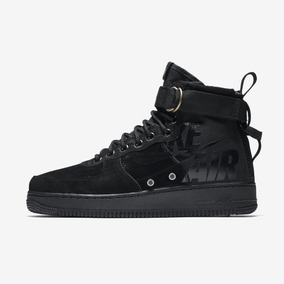 Tenis Nike Air Force 1 Special Field Mid Preto