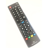 Control Remoto Lg Smart Tv + Obsequio + Manual Usuario