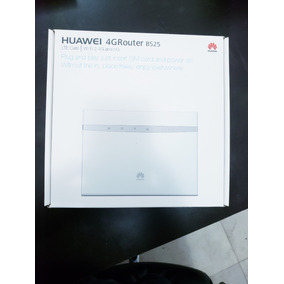 Modem 4g Lte Router Huawei B525s-65a Liberado Punto De Venta