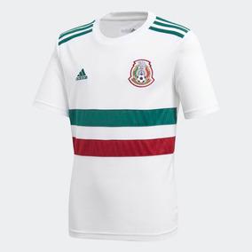 Jersey Oficial Playera Selección México Futbol 2018 adidas 420ecf96ef43b