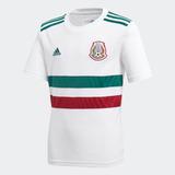 94032b96747fd Jersey Oficial Playera Selección México Futbol 2018 adidas