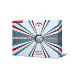 Bolas De Golfe Callaway Supersoft Caixa Com 12 - Easy Golf
