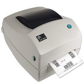 Impressora De Etiquetas E Código De Barras Zebra Tlp2844 Usb