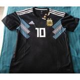 Camiseta Selección Argentina 2018 Modelo Suplente Nuevas