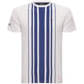 Camiseta Aleatory Listrada - Calçados c8ffd5e9cea