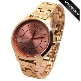 c3e15609c38 Relógio Atlantis Feminino Rose - Relógios De Pulso no Mercado Livre ...
