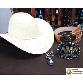 Chapeu Pantaneiro Palha - Chapéus para Masculino no Mercado Livre Brasil a490cd5f579