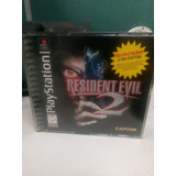 Juego Resident Evil 2 Ps1 Impecable