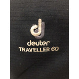 Mochilao Deuter Traveller 60