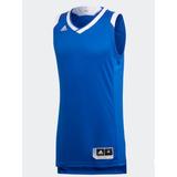 Camisa Regata Teamstock adidas Azul - Tamanho G