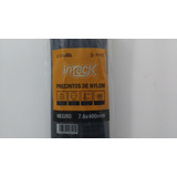 Precintos Plasticos Inteck 50 Unidades 400mm X 7,6mm (40cm)