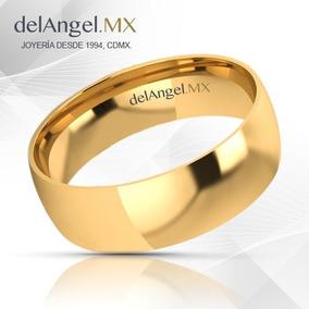 Anillos Matrimonio Oro 14k Comfort Light 6mm 13432-146