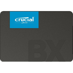 Ssd 240gb Crucial Bx500 240gb 3d Nand Micron Oficial - Nf
