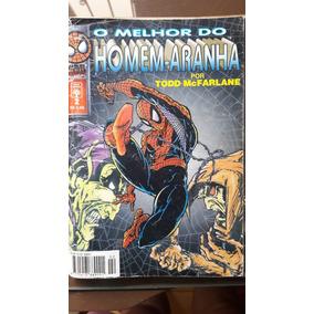 Item De Colecionador - Revista Em Quadrinho Do Homem Aranha