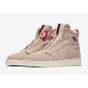 c2a644fe35388 Nike Air Jordan 1 High Zip Mujer Dama Bota Mayma Sneakers