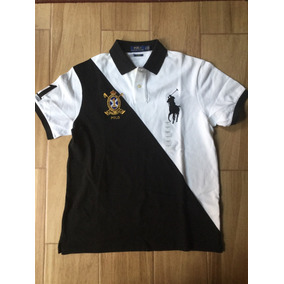 Playera Polo Ralph Lauren Custom Fit 100% Original Caballero