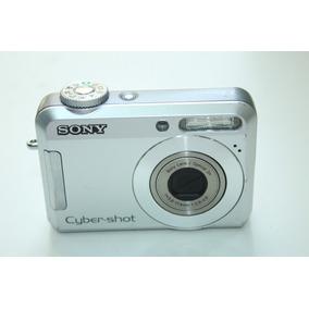 Câmera Sony Cyber-shot Dsc-s650 7.2 Megapixels Usada