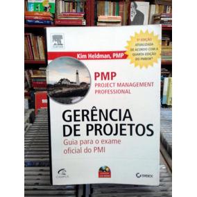 Pmp Guia De Estudo Gerencia De Projetos 5 Edicao Com Cd