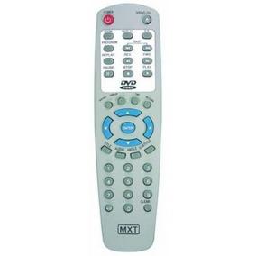 Controle Dvd Gradiente D10/2 Cr0037, C0992