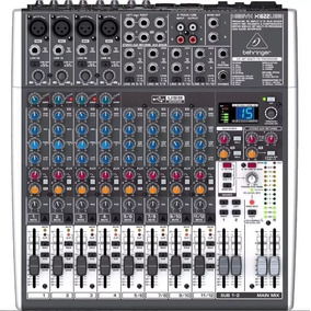 Mixer X1622usb Xenyx Bi-volt Behringer