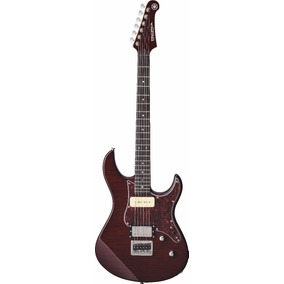 Guitarra Yamaha Pacifica 611 Vfm - Nueva