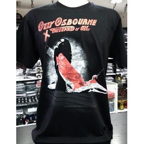 849ed72faa Camiseta Ozzy - Blizzard - Tamanho M