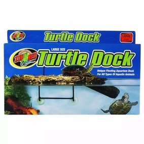 Zoomed Deck Tartaruga Médio Aquaterrário Td-20 Nota Fiscal