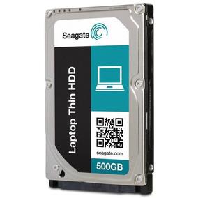Hd Notebook - 500gb / 7.200rpm / Sata3 - Seagate Laptop Thi