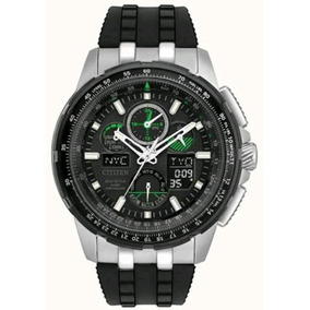 c908eda04de Relógio Citizen Eco Drive Skyhawk Jy8051 - Relógios De Pulso no ...