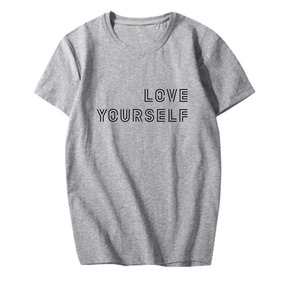 Camiseta Bts Kpop Tenis Tamanho Xg - Camisetas Manga Curta no ... 10cdd88518eb6
