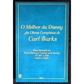 O Melhor Da Disney - As Obras Completas De Carl Barks:1 A 4