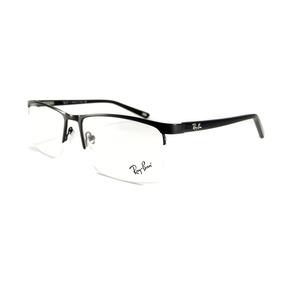 9d1fcbec21fd1 Oculos Com Meio Aro Inferior Em Acetato - Óculos no Mercado Livre Brasil