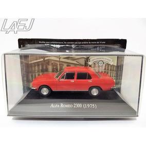 Alfa Romeo 2300 (1975) - Carros Inesquecíveis Do Brasil