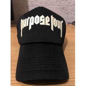 Justin Biber Purpose Tour Original Hat - Glows In Dark