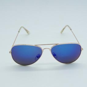 adadbb0266f28 Oculos Aviador Feminino Azul Degrade - Óculos em Minas Gerais no ...
