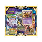 Colección Cartas Tarjetas Pokemon 3 Pack Booster Blister
