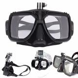 Goggles Visor Snorkel Gopro Hero 3+ Hero 4 Hero 5 6 Buceo