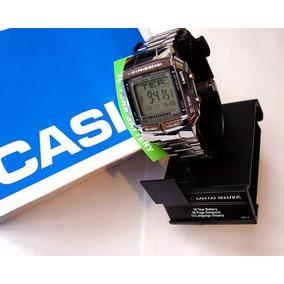 feb789a27a5 Caixa Do Relogio Casio Databank - Joias e Relógios no Mercado Livre ...