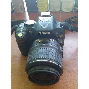 Camara Nikon D5200 + Lente 18-55mm