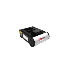 Carregador De Bateria Para Coletor Mc70 E Mc75 3 Posição