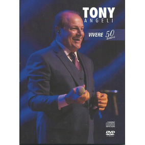 Tony Angelis - (kit Dvd+cd)