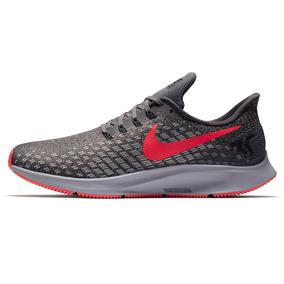 newest 64180 b7d37 Zapatillas Nike Air Zoom Pegasus 35 Gris Hombre
