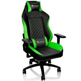 Silla Gamer Ttesports Gt Comfort Gc-gtc-bglfdl-01 Verde