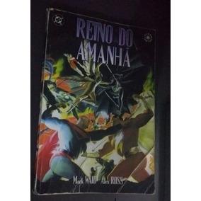 Revista Reino Do Amanhã Dc Comics Panini Agosto 2004